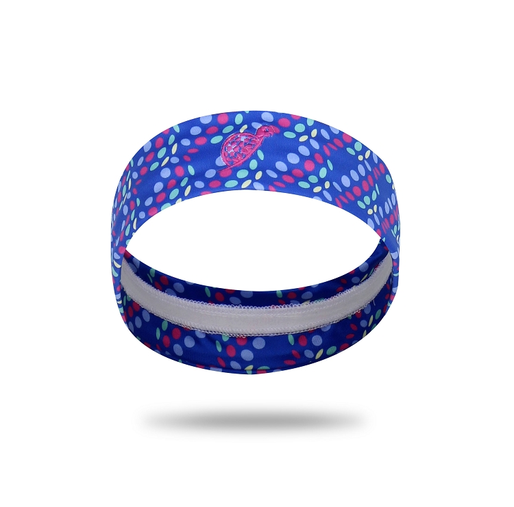 Turtle Headband-Dots In One Print