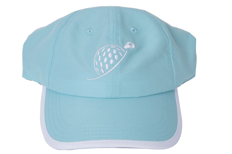 Jade Turtle Cap with Tee's Squared Print