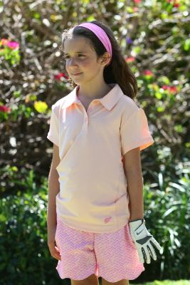 Lucy Golf and Tennis Shorts PinkWaves