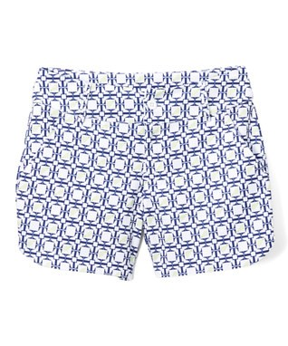 Cameron Shorts Navy T's Squared