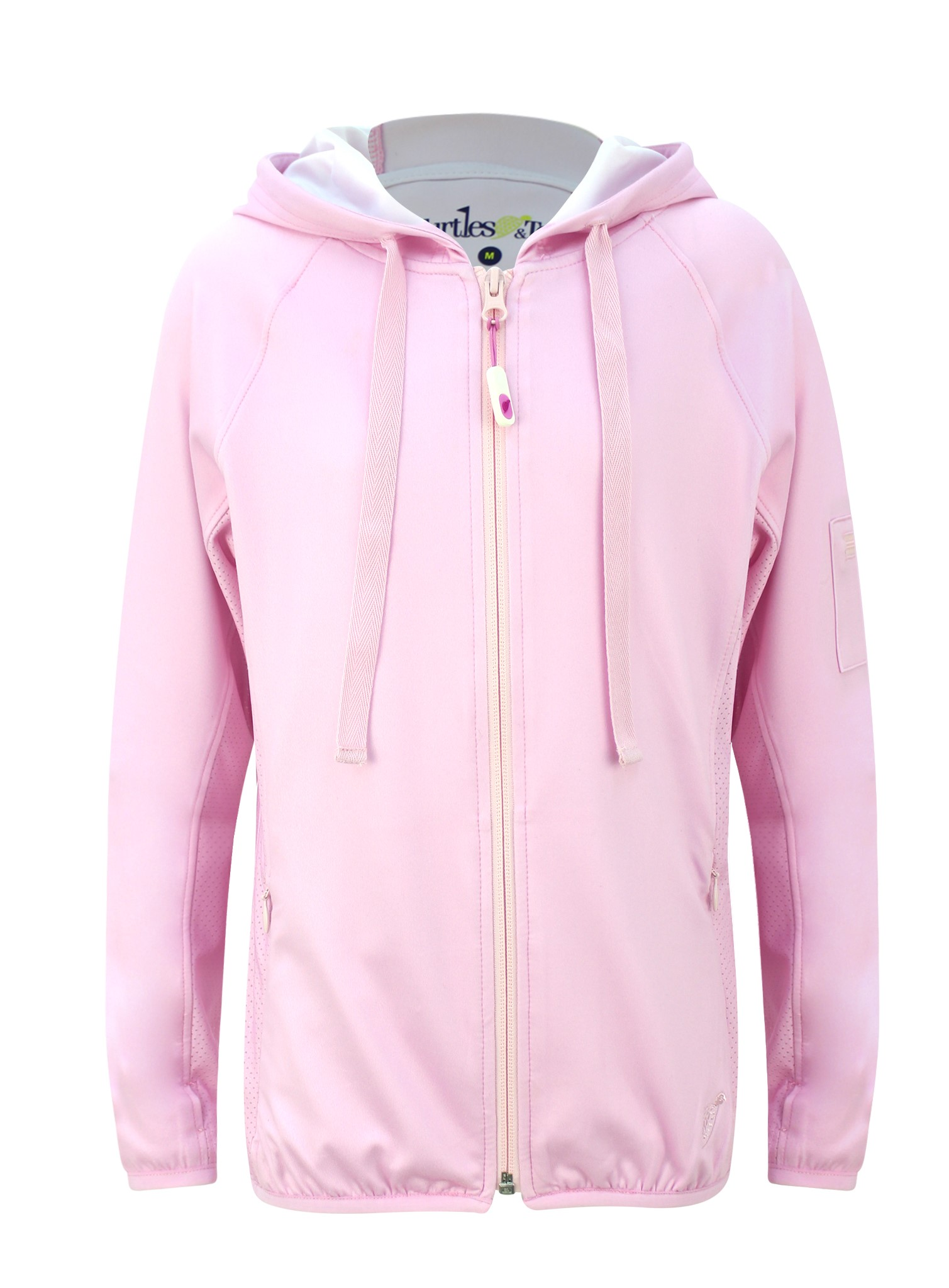 Blakely Girls Full Zip Jacket In Pink