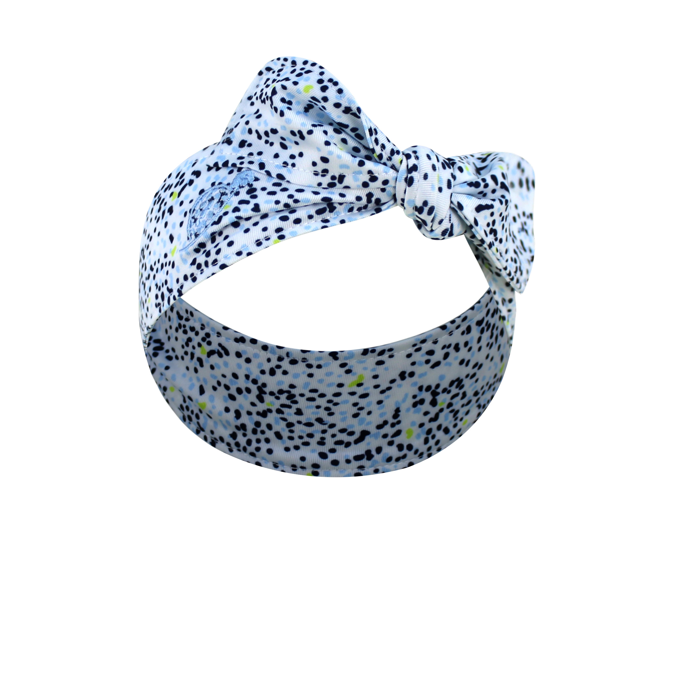 Infant/Toddler Headband Blue Spot The Hole
