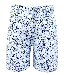 Kira Girls Golf & Tennis Shorts Blue Spot The Hole