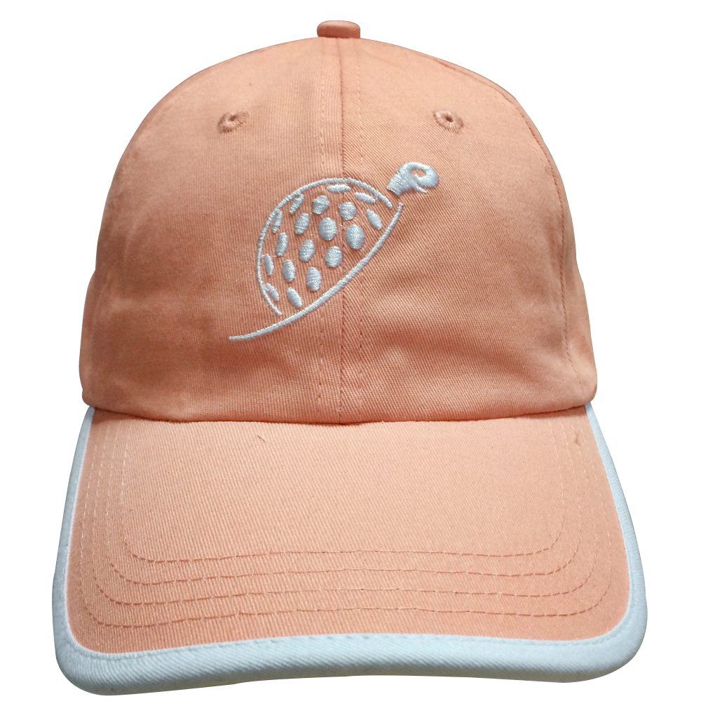 Turtle Cap Tangerine/The Flamingo Club