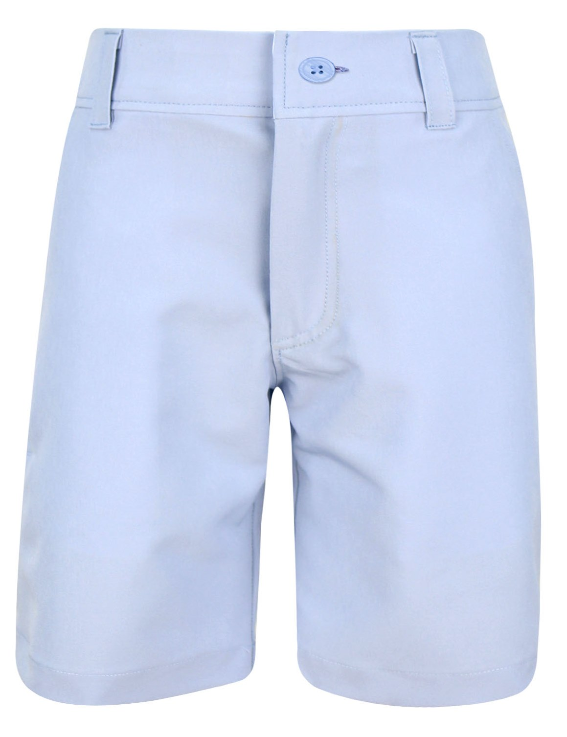 Will Boy's Golf and Tennis Shorts Blue Solid