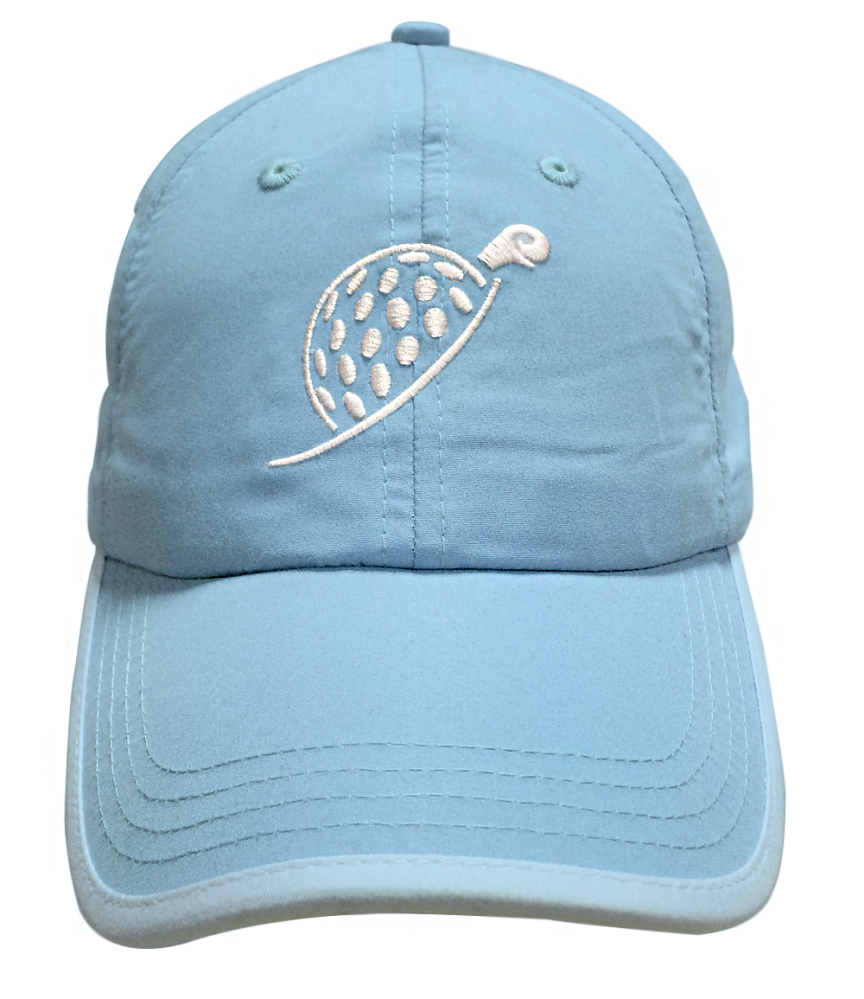 Turtle Cap Blue/Blue Waves