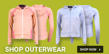 Golf and Tennis Outerwear