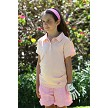 Lucy Golf and Tennis Shorts Pink Waves